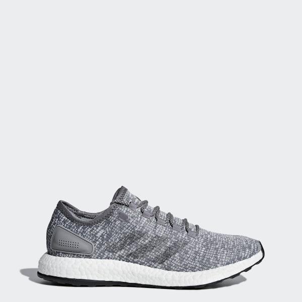 Pure Boost Schuh grau BA8900