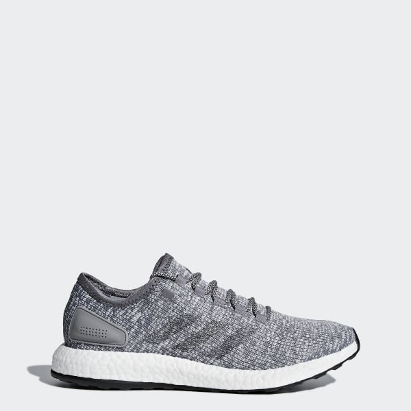 Pure Boost Shoes Grey BA8900