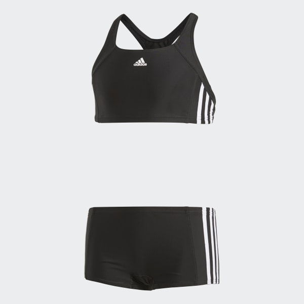 3-Streifen Bikini schwarz BP9479