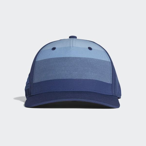 Casquette Tour Stripe bleu CF8020