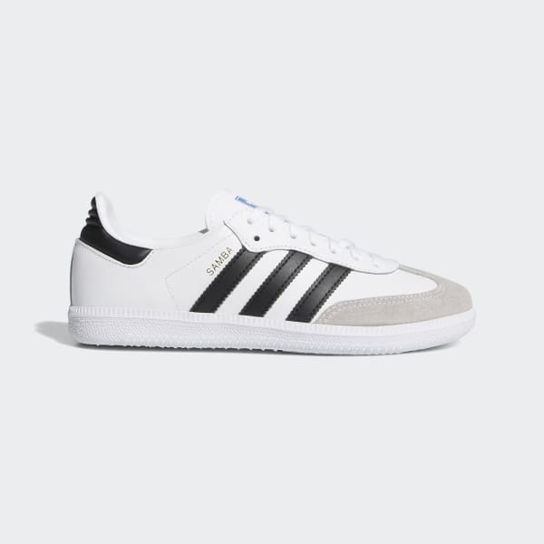 Chaussure Samba OG blanc BB6976