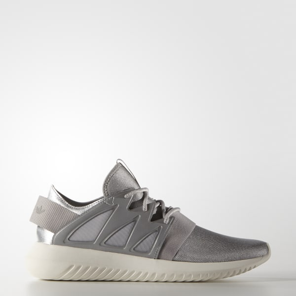 Tubular Viral Shoes Silver S75907