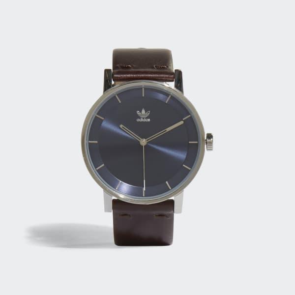 DISTRICT_L1 Watch Silver CJ6328