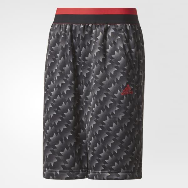 Manchester United Shorts Grey CE8915