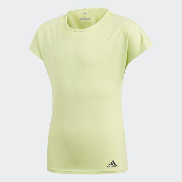 Camiseta Dotty Amarelo CW1637