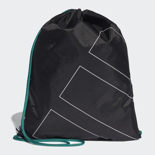 EQT Gym Tas zwart DH3048