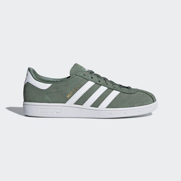 Zapatilla München Verde CQ2323