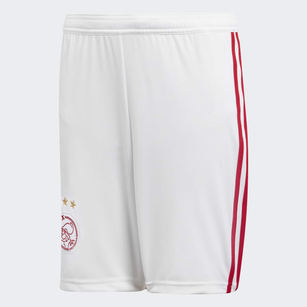 Ajax Amsterdam Home Shorts White CF5469