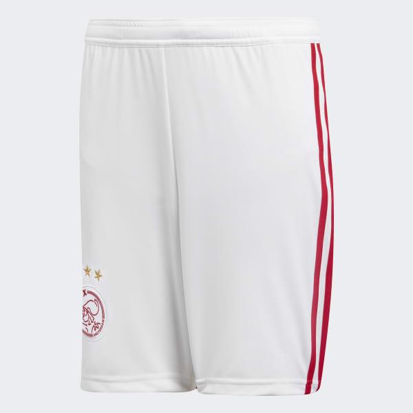 Ajax Amsterdam Thuisshort wit CF5469