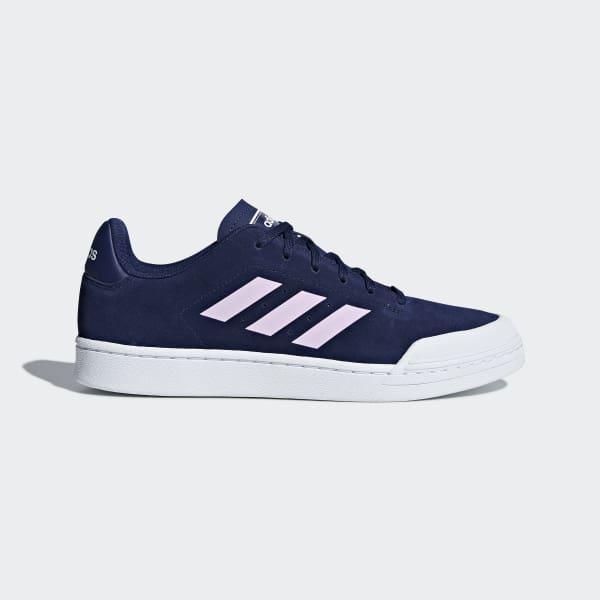 Chaussure Court 70s bleu B79778