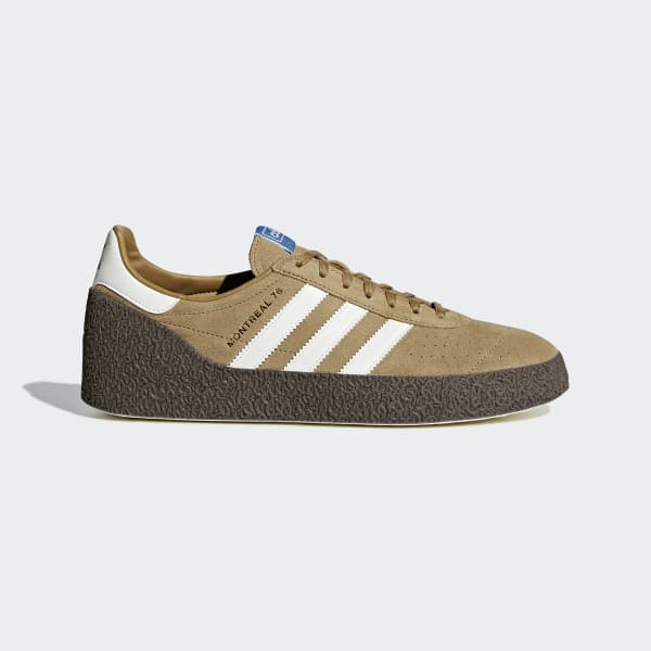 Montreal '76 Shoes Brown B41481