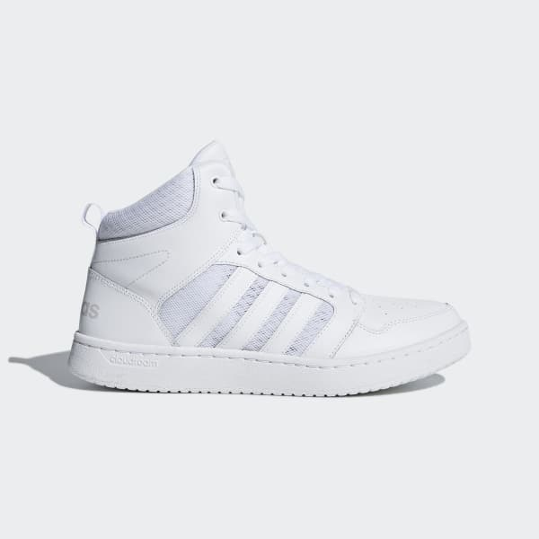 Cloudfoam Super Hoops Mid Shoes White DA9900