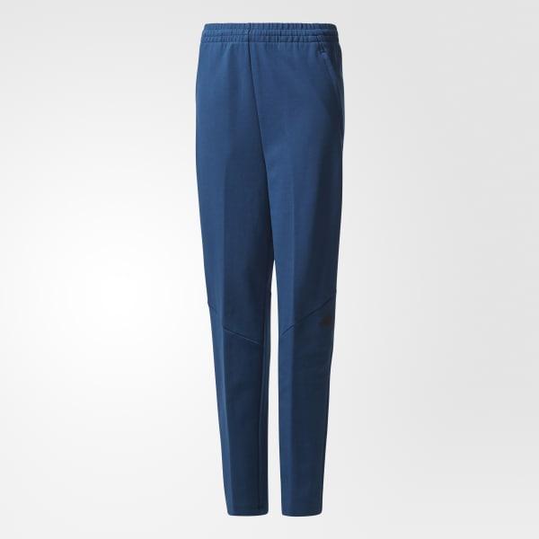 Pantalon adidas Z.N.E. bleu CF2207