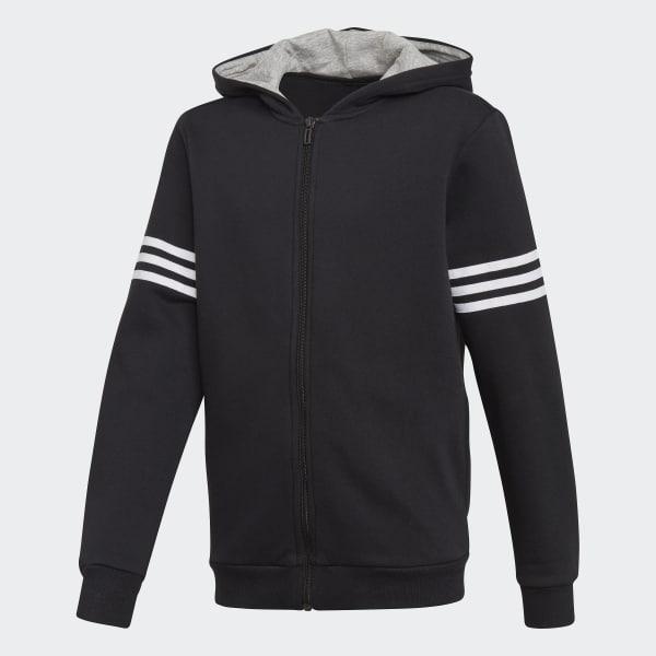 Veste à capuche Sport ID noir DI0173