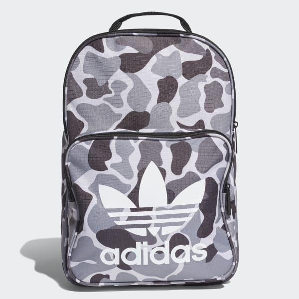 Classic Camouflage Backpack Multicolour DH1014