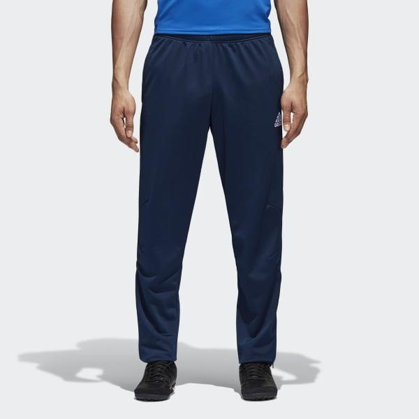 Pantaloni Tiro 17 Training Blu BQ2619