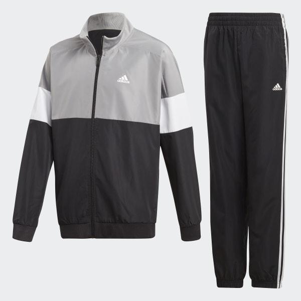 Training Track Suit Black CF7362