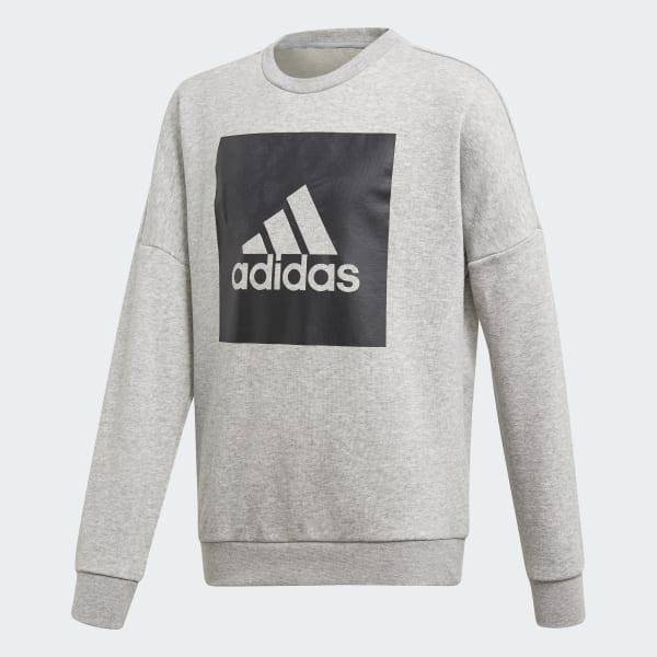 Essentials Big Logo Sweatshirt Grey CF6528
