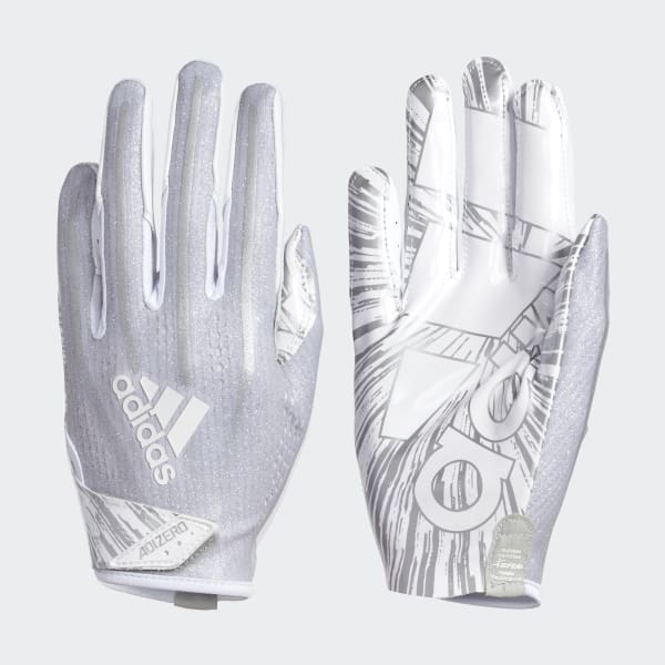 Adizero 5-Star 7.0 Speed of Light Gloves Grey CJ9086