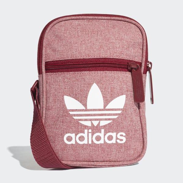 Trefoil Casual Festival Bag Red D98926