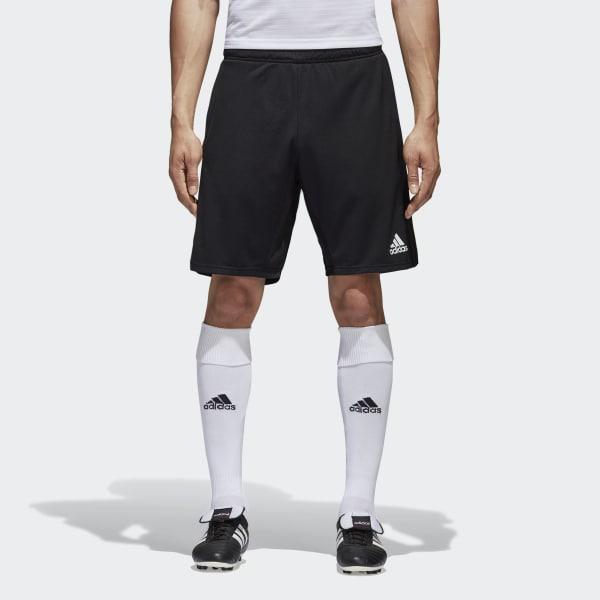 Tiro 17 Training Shorts Black AY2885