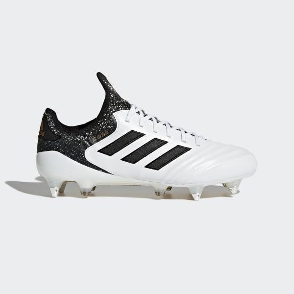 Copa 18.1 Soft Ground Boots White CP8946