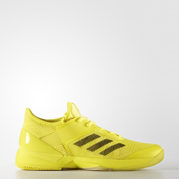 Adizero Ubersonic 3.0 Schuh gelb BY1615