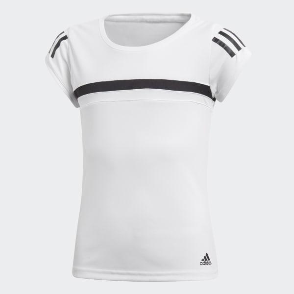 Camiseta Club Blanco CV5907