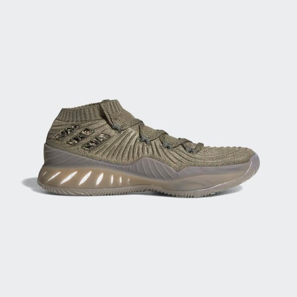 Crazy Explosive 2017 Primeknit Low Shoes Green DB0552