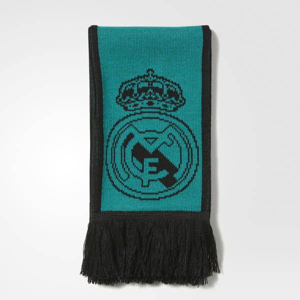 Sciarpa Real Madrid Turchese BR7176