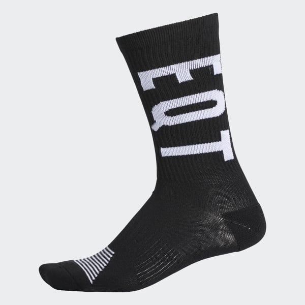 EQT Crew Socks 1 Pair Black CI4278