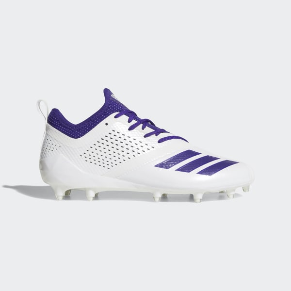 adizero 5-Star 7.0 Cleats White DA9552