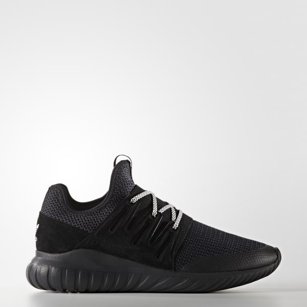 Tubular Radial Shoes Black S76719