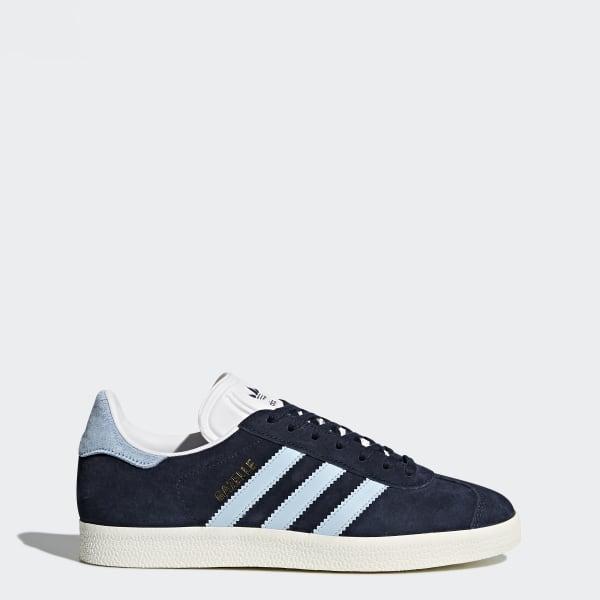 Gazelle Shoes Blue BY9356