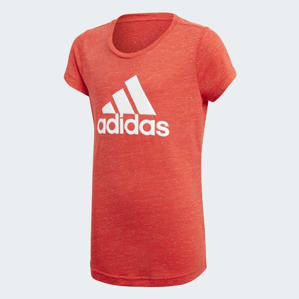 ID Winner T-shirt rood DJ1403
