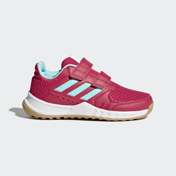 FortaGym Shoes Red CG2680