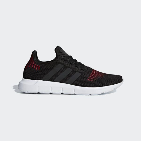 Swift Run Shoes Black B37741