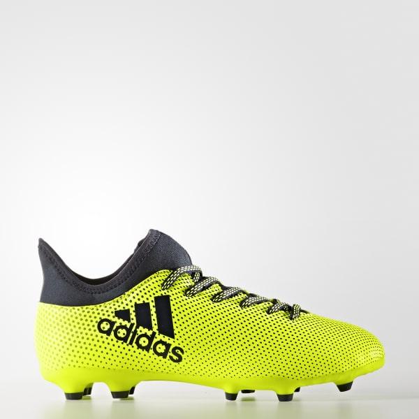 X 17.3 FG Fußballschuh gelb S82369