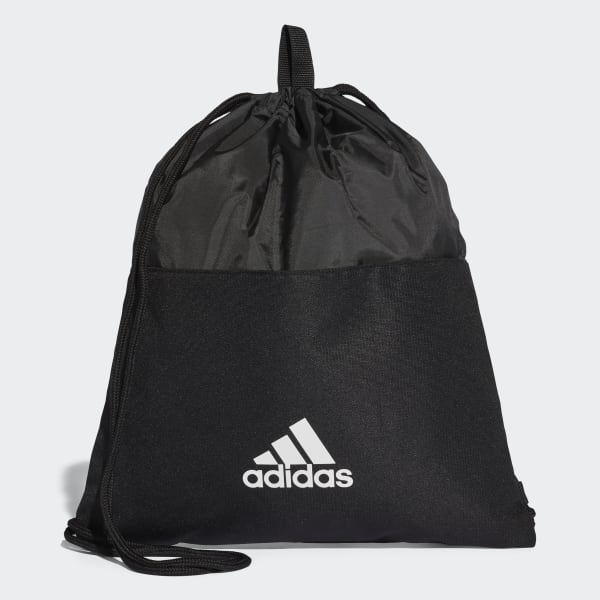 3-Stripes Gym Tas zwart CF3286