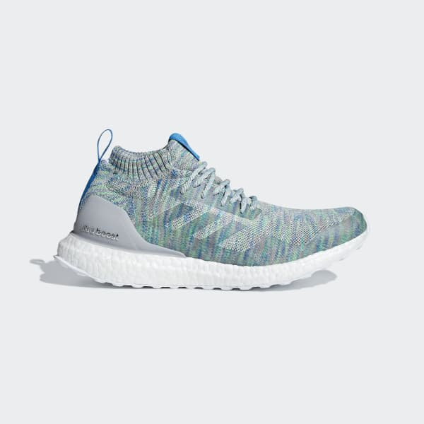 Ultraboost Mid Shoes Grey G26844