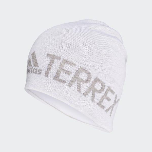 TERREX Logo Beanie wit CY6078