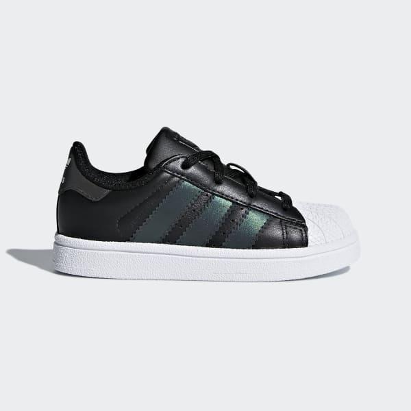 Superstar Shoes Black CQ2854