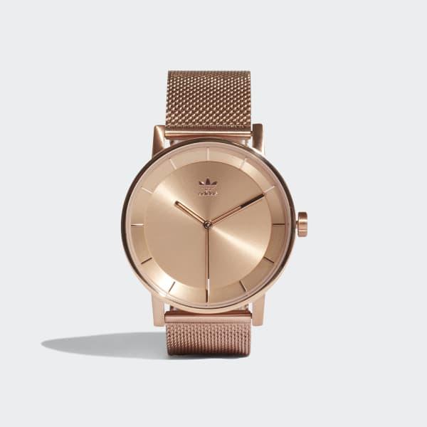 DISTRICT_M1 Horloge roze CJ6324