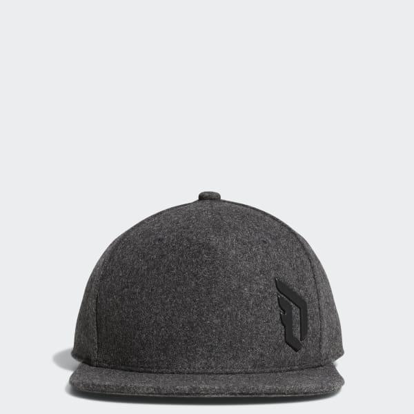 Dame Snapback Hat Grey CD2764