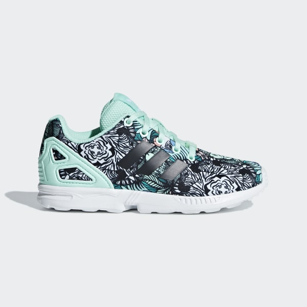 ZX Flux Shoes Turquoise B44717