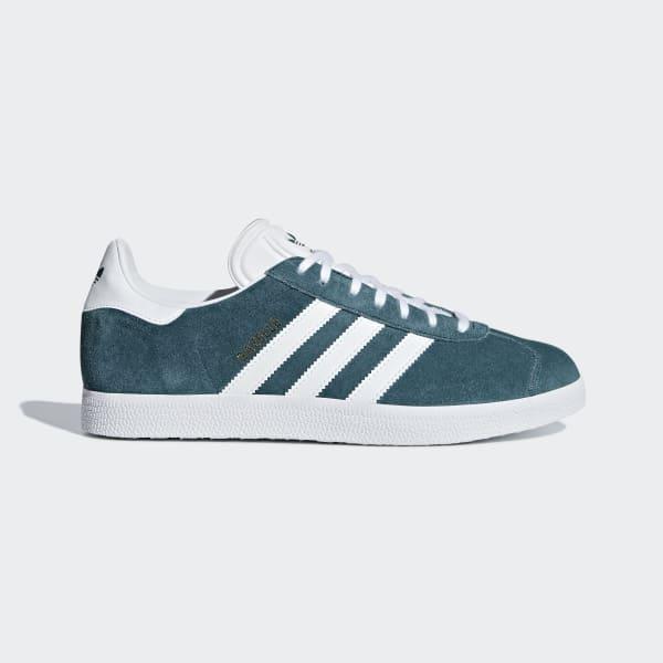 Chaussure Gazelle bleu B41654