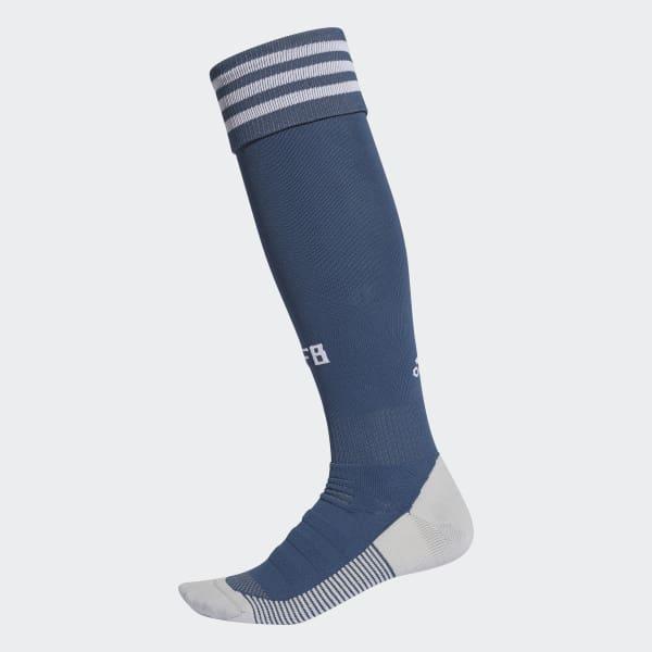 Germany Goalkeeper Socks 1 Pair Blue BR7823