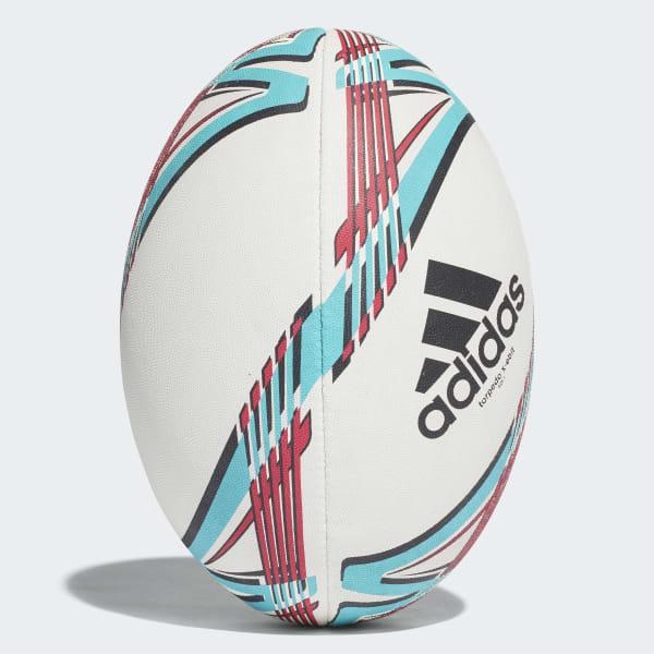 Pallone da rugby adidas Torpedo X-Ebit Bianco BS1944