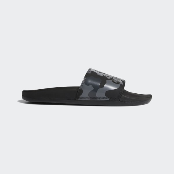 Adilette Cloudfoam Plus Graphic Slides Black B41749