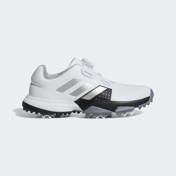 Adipower Boa Schuh weiß F33535